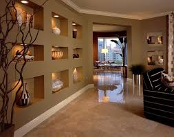Niche Decorating Ideas Make Wall Niches And Create More Storage Space Room Decorating