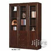 Bookshelves With Glass Doors For Sale by Glass Bookshelves In Nigeria For Sale Prices On Jiji Ng Buy