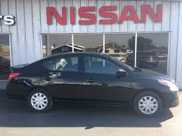 nissan versa o d off new 2017 nissan versa 1 6 s plus 4d sedan in mattoon ni4462 kc