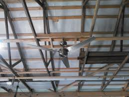 emerson cf765bs loft brushed steel ceiling fan install and review