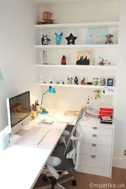 Bespoke Home Office Furniture Bespoke Home Office By Empatika Features Fitted Desk With Drawers