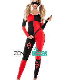 spirit halloween harley quinn compare prices on harley quinn catsuit online shopping buy low