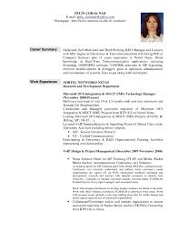 cover letter examples for it professionals business resume