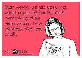 Funny Alcohol Memes - funny ecards dear alcohol funny memes
