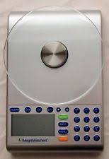 Weight Watchers Bathroom Scale Battery Weight Watchers Digital Glass Top Food Scale 30003 V1 Ebay