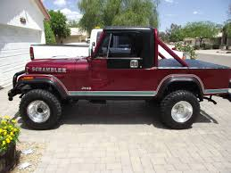 jeep scrambler for sale on craigslist 1983 jeep scrambler cj8 manual for sale phoenix az craigslist