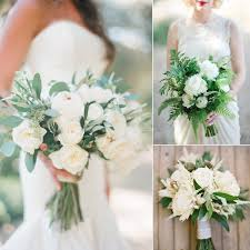 white bouquet top 10 stunning white and green bouquets fiftyflowers the