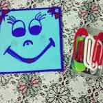 preschool square worksheets trace funnycrafts