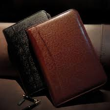 Portfolio Folder For Resume Compare Prices On A5 Leather Portfolio Online Shopping Buy Low