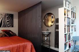 separation de chambre chambre et salle de bains l union parfaite côté maison