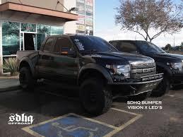 Ford Raptor Bumpers - crushed skid plate satnav bumper page 2 ford raptor forum