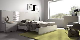 guardia dana modern bed in lacquer matt high gloss head2bed uk