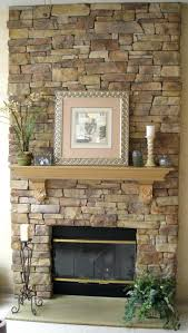 architecture designs stone fireplace stacked refacing veneer