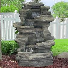 Front Garden Decor Innovative Outdoor Decorative Fountains Water Fountains Front Yard