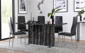 marble dining sets furniture choice