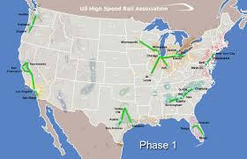 us map atlanta to new york us high speed rail map