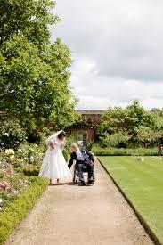 the bride diaries kirsty u0027s pastel homemade walled garden wedding