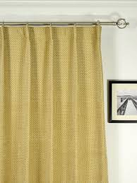 Regular Curtains As Shower Curtains Coral Regular Spots Single Pinch Pleat Chenille Curtains