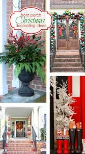 front porch christmas decorations front porch christmas decorating ideas holidays