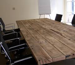 Oak Meeting Table Oak Archives Black S Farmwood
