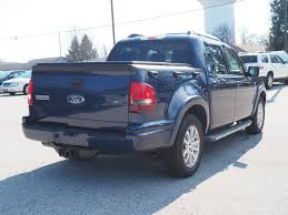 Ford Explorer Roof Rack - used 2007 ford explorer sport trac limited pickup for sale 6484