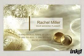 Business Card Wedding Wedding Planner Business Card Design U2014 Marifarthing Blog How To