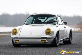 stuttgart subtleties rob ida u0027s porsche 930 turbo u2013 front street media