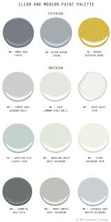interior home colors best 25 modern paint colors ideas on pinterest bedroom paint
