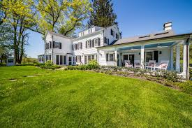 French Country Estates by Real Estate Property Search Litchfield Hills Hudson Valley