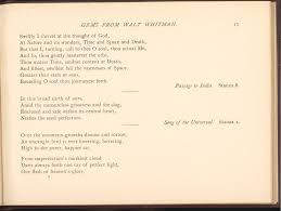 Death Anniversary Invitation Card Walt Whitman Archive Gems From Walt Whitman The Walt Whitman