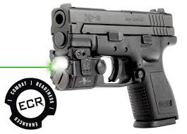 springfield xd tactical light springfield xd laser sight viridian c5l laser sight