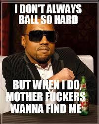 Ball So Hard Meme - image 406365 niggas in paris know your meme