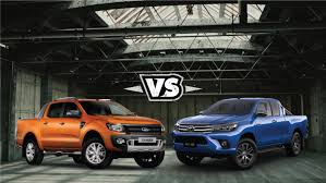 Ford Ranger Work Truck - toyota hilux versus ford ranger comparison review 2016 salary