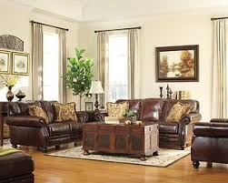 Real Leather Sofa Sets by Best 25 Ashley Leather Sofa Ideas On Pinterest Ashley Furniture