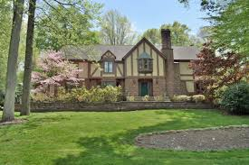elegant tudor style colonial new jersey luxury homes mansions