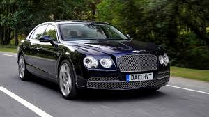 bentley continental flying spur black bentley flying spur review top gear
