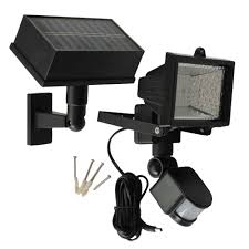 outdoor motion sensor light with camera led solar pir motion sensor security flood light 54 leds