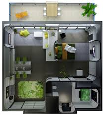 new one bedroom luxury apartments collection dining room and one