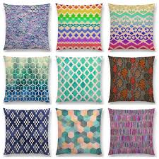 home decor patterns blue lace moroccan colorful geometric patterns tribal white