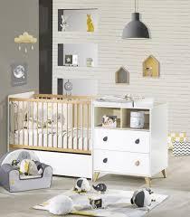 chambre bébé sauthon lit combiné évolutif 60x120 90x190 oslo goutte vente en ligne de