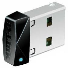 wifi usb wireless small micro adaptor pico from d link dwa 121