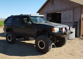 jeep grand cherokee prerunner zj front bumper