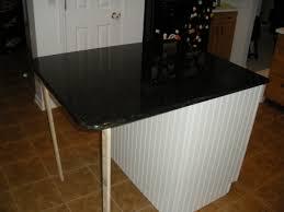 kitchen island countertop overhang granite countertop bar tops island overhangs