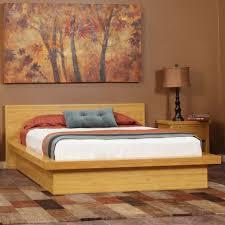Bamboo Platform Bed Nara Bamboo Platform Bed For When You Sleep Pinterest