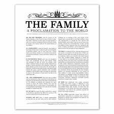 family proclamation temple header family proclamation in family proclamation