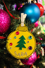 christmas ornaments to colorize your classroom management