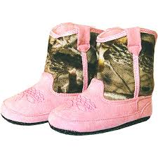 realtree baby items team realtree baby cowboy boots pink baby
