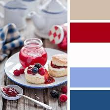 Blue And Red Color Combination 25 Patriotic Decoration Ideas For White Red And Blue Party Table