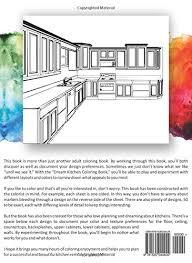 dream kitchen coloring book thor welhaven lourdes welhaven