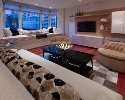 Bay Area Rugs Basement Outstanding Contemporary Living Room Sofa Balck Glossy